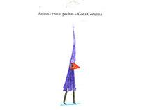 Livro Infantil: Aninha e suas pedras (Cora Coralina)