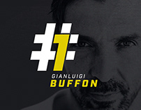 Gianluigi Buffon - Brand identity