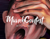"Munch Contest ""The Scream"" by Adobe"