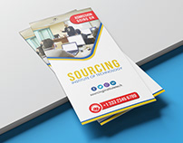 Tri-fold Brochure Design for Training Institute