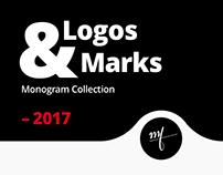 2017 Logos & Marks monogram collection