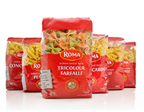 Roma - Packaging Redesign