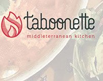 Taboonette Social Media Valentine's Day design
