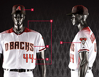 2016 Arizona Diamondbacks New Uniforms