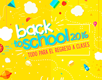 Back To School 2016 / Falabella
