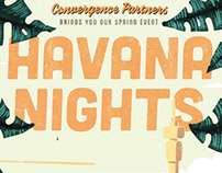 Havana Nights and an interesting Blue Whale fact.