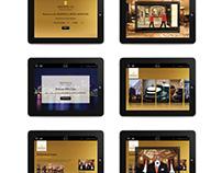 Hotel Website/UI Design