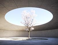 Architectural concrete textures