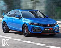 Honda Civic hatchback Type R 2022