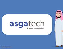 ASGA Motion Graphics Advertising Video 2018