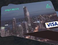 Digi Bank: Debit / Credit Card Silver & Gold