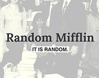Random Mifflin User Interface Design