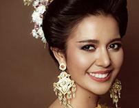 Lady Noppamas - Woman in Thai story