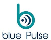 Logo Design for Blue Pulse