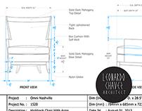 Furniture Drawing & Representation