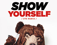 SHOW YOURSELF Nubia by ZTE