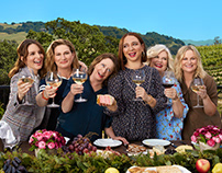 Wine Country for People Magazine