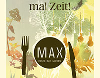 Cafe Max Poster