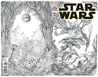 Star Wars 001 Variant Cover
