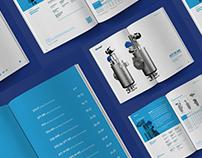 Product Brochure Design - Filternox®