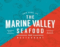 Marinevalley Stationery Template for Restaurant