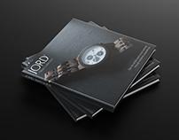 """JORD"" Watches Catalogue Concept"