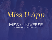 Miss Universe Official App