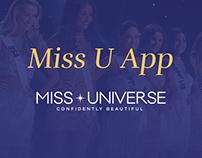 Miss Universe Official App