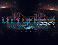 City Of Neon Logo (Album Cover)