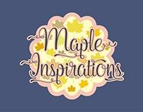 Maple Inspirations Logo Design