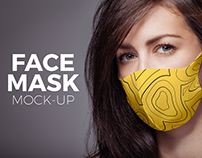 Face Mask Mock-up