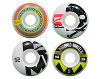 Skateboard Wheels / Polemic