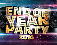 End of Year Party 2014