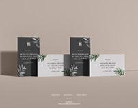 FreeBrand Business Card Mockup PSD