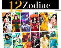 12 Zodiac