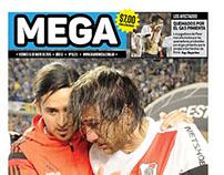 Mega - Diario Sensacionalista