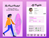 The Pink Portal Health App