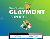 Claymount Web design project