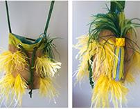 Pineapple Bucketbag