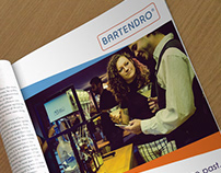 Party Robotics: Identity and Bartendro Brand and UI