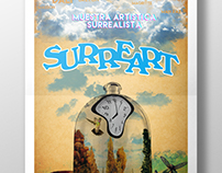 Poster design: Surrealism