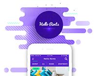 Hello rent app