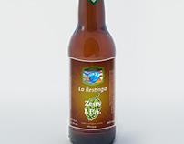Cerveza La Restringa - Reorganización y vectorizado