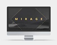 Mirage PowerPoint Template