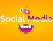 Social Media | Gif & Ads