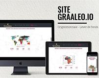 Création site Web Cryptomonnaie