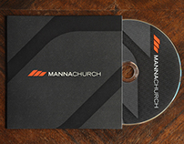 DVD Packaging Design • Manna Church Welcome