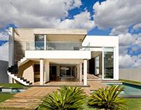 House VAP by Ney Lima Architect