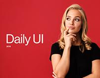 Daily UI - 2019