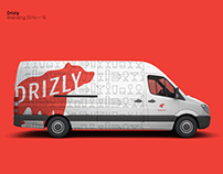 Drizly Branding